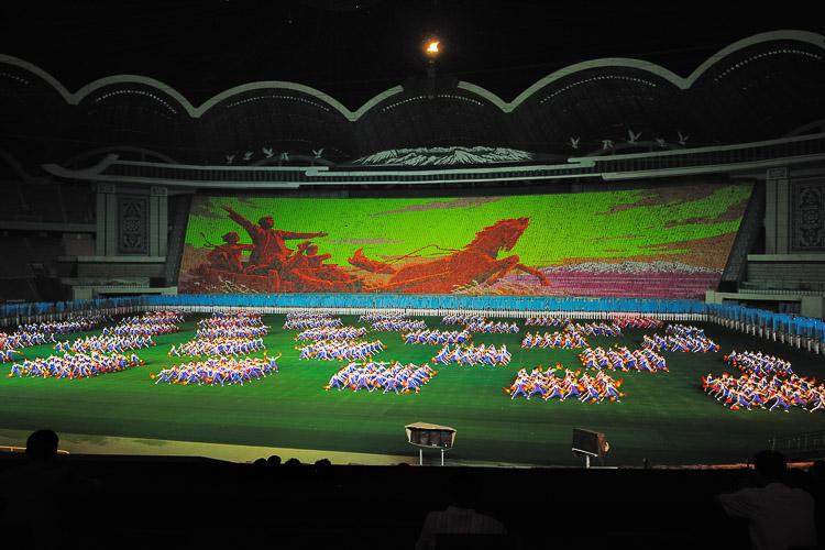 Arirang - Mass Games